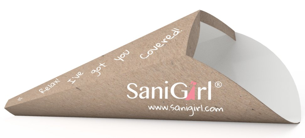 Avoid germs with SaniGirl