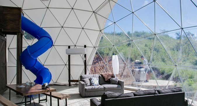 Glamping in the USA Domes, Tents, and more